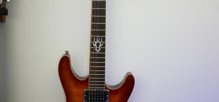 For Sale – Ibanez SZ520QM with Seymour Duncan Seth Lover Bridge Pick Up